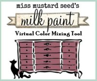 Milk Paint Mixer