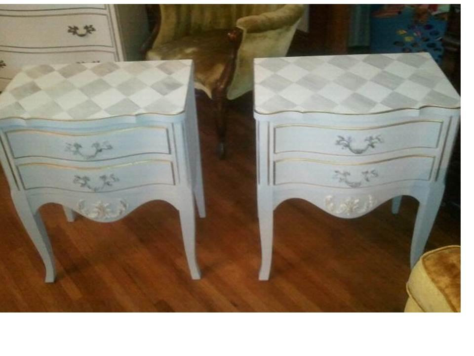 Grey Spray Paint Furniture