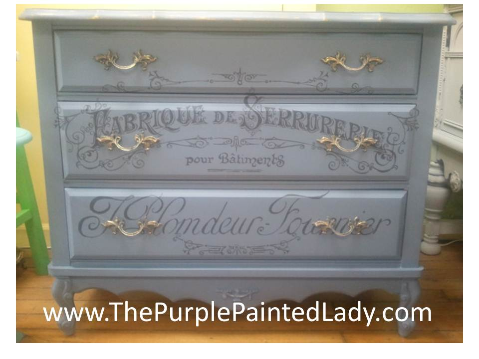 This piece is listed for $325. *** $375 ... - Furniture For Sale The Purple Painted Lady