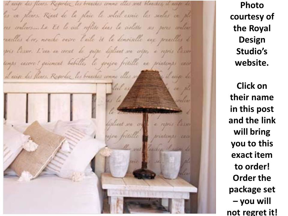 How To Make A Wash With Chalk Paint Stencil Tips The Purple