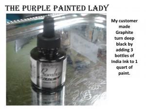 India Ink Black