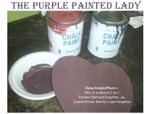 Deep Plum Recipe