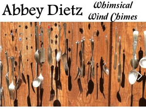Abbey Dietz Whimsical Wind Chimes