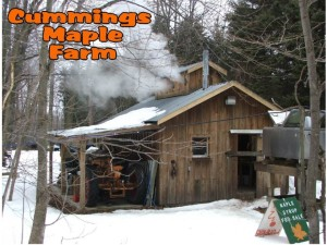 Cummings maple Farm