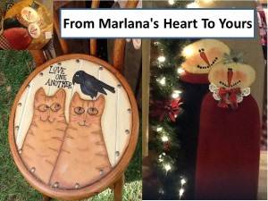 From Marlanas heart to yours