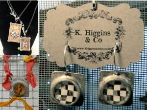 K Higgins