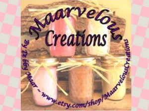 Marvelous Creations soy candles