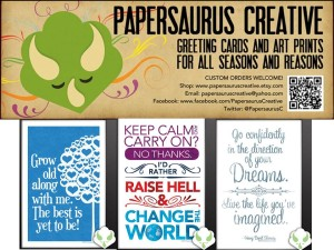 Paperasaurous Creative
