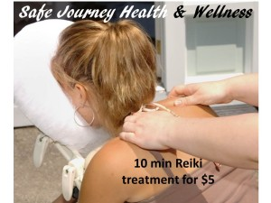 Safe Journey Health & Wellness reiki