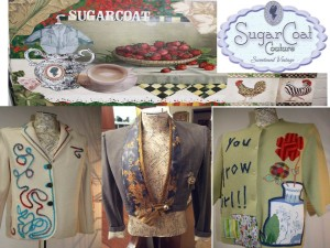 Sugarcrafter Vintage Clothes