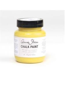 English Yellow sample pot