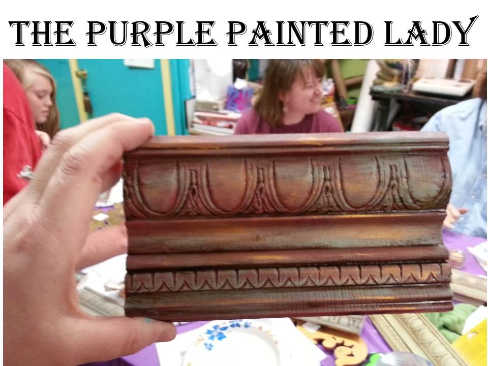 Lauren BASICS Gilding Wax Glaze