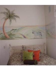 Zebra JACKS Full wall shot