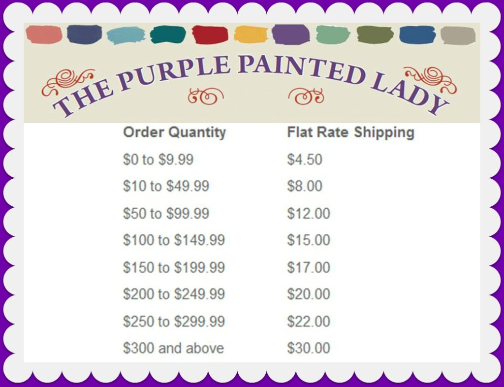 Vista Print 2014 Colorful LOGO FLAT RATE SHIPPING COST