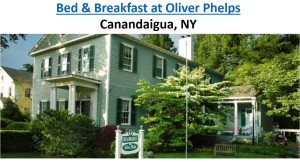 Bed Breakfast Oliver Phelps