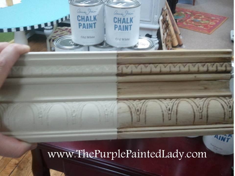old ochre the purple painted lady. Black Bedroom Furniture Sets. Home Design Ideas