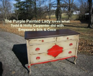 Emperors Silk Coco The Purple Painted Lady Todd Holly Carpenter 2016 B