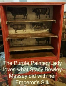 Emperors Silk The Purple Painted Lady Bewley Massey 2016 B