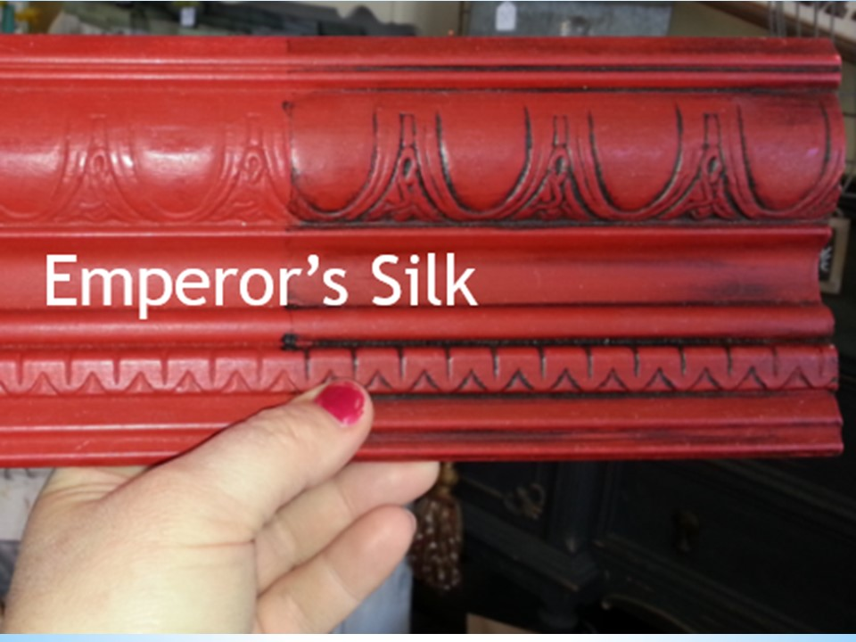 Emperors Silk Chalk Paint Tell Me All About It And Annies