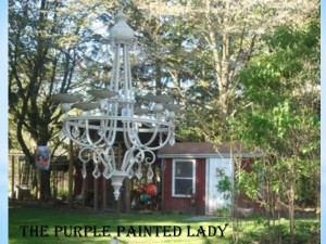 Chicken coop The purple Painted Lady