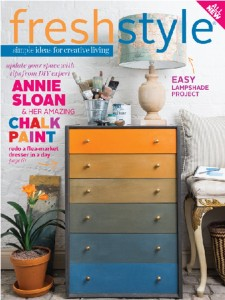 Fresh Style 2014 Cover The Purple Painted Lady