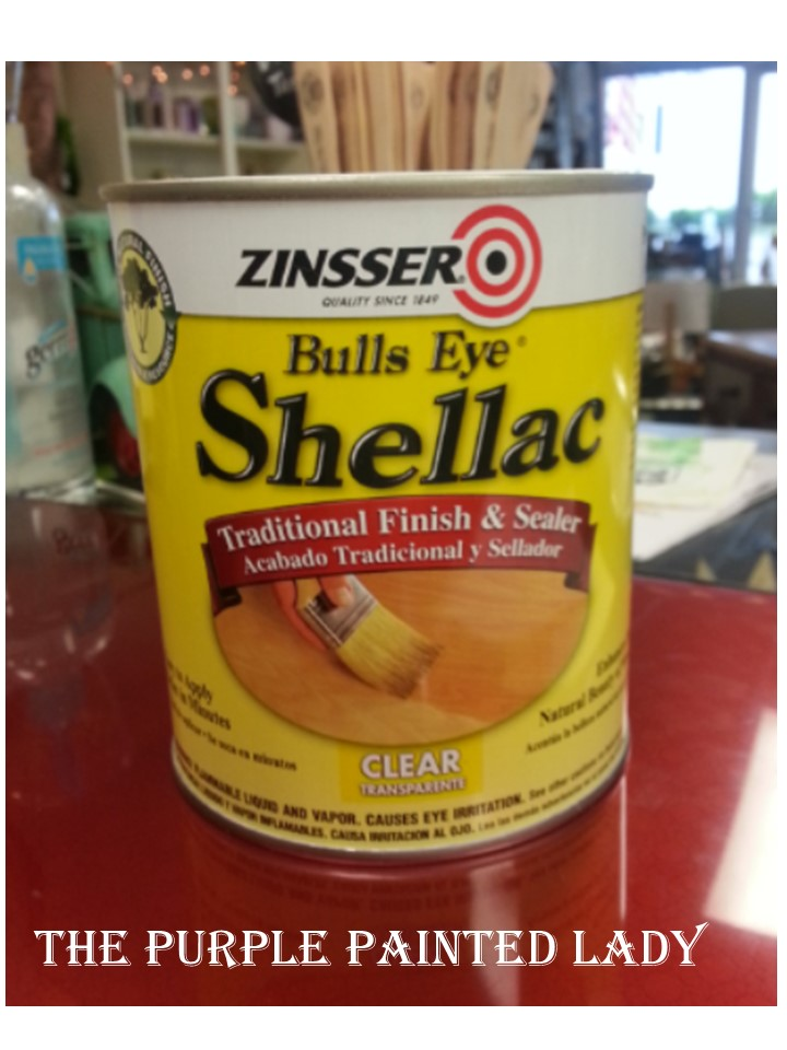 Shellac The Purple Painted Lady Can Code Expiration Date