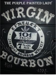 Bourbon Virgin Close up Craigslist dresser