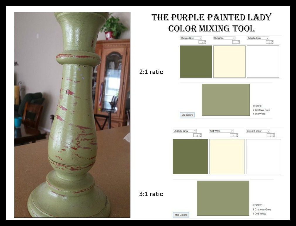 Chalk Paint Color Combinations 1010 x 770