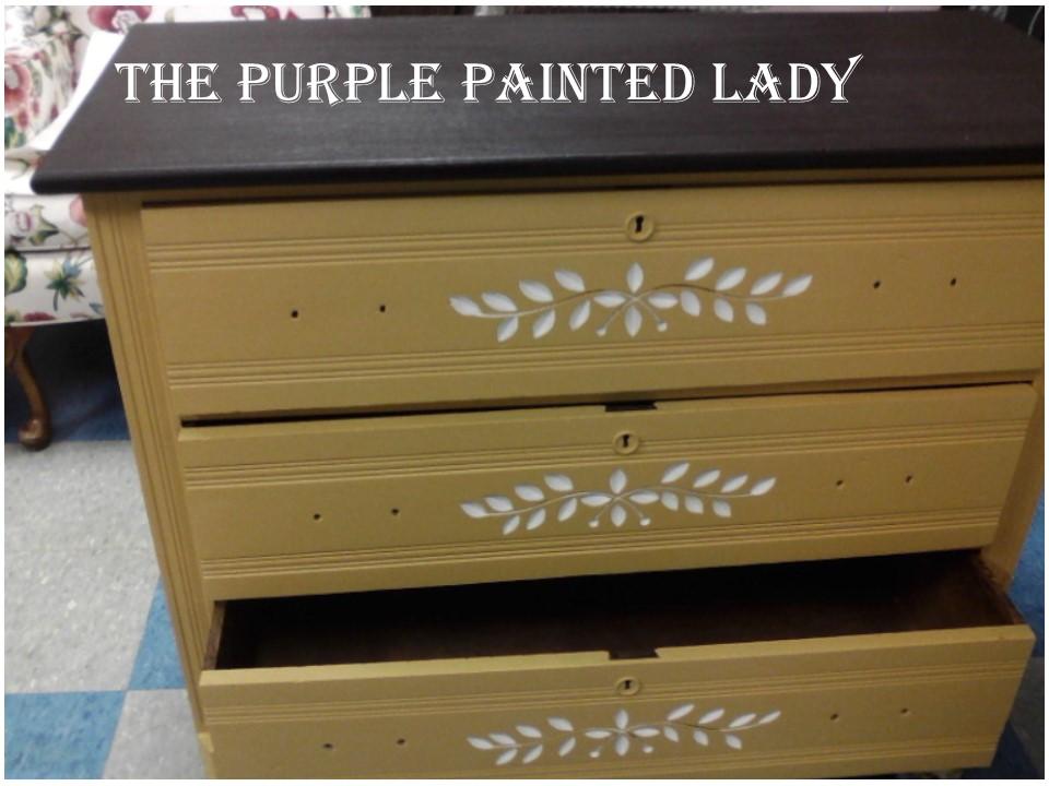 Arles The Purple Painted Lady Java Gel