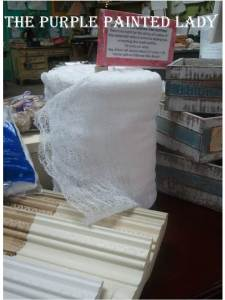 Cheese cloth for shopping cart