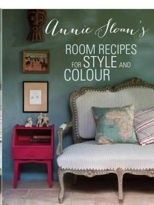 Annie Sloan Room Recipes for style and color The purple Painted Lady newest book