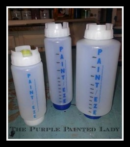 Paint Eze Picmonkey The Purple Painted Lady 3 bottles 16 32 8