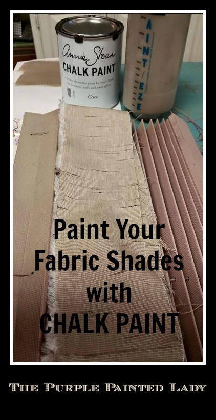 The Purple Painted Lady Painting Fabric Shades Coco Howard Orthotics Facebook