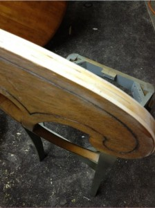 Chair Sanded