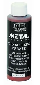 Modern Masters Metal Effects Acid Blocking Primer 4 oz  The Purple Painted Lady