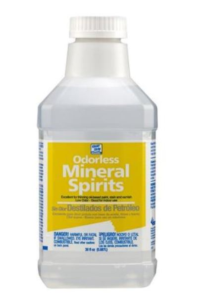 Mineral Spirits Uses Wood