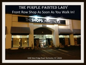 The shops on west ridge pic 3200 The Purple Painted Lady