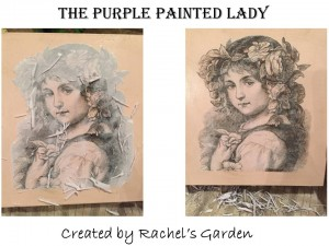 Amy Rachel's Garden The Purple Painted Lady Removal 2
