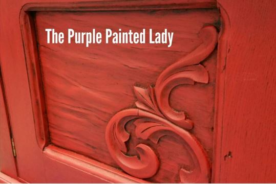 Emperors Silk Chalk Paint Dark Wax The Purple Painted Lady
