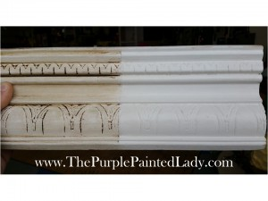 Pure White Sample Board The purple Painted Lady Annie Sloan