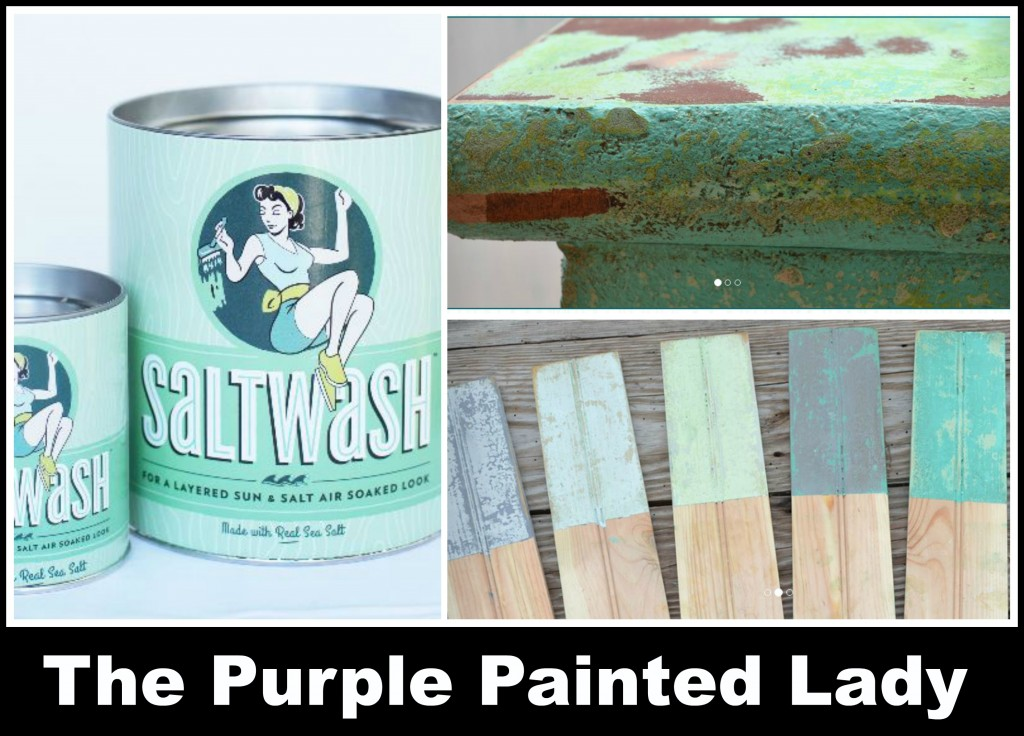 The Purple Painted Lady Saltwash 42 10 ounce collage