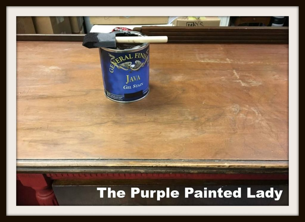 java-gel-the-purple-painted-lady-general-finishes-top-of-buffet-sponge-brush