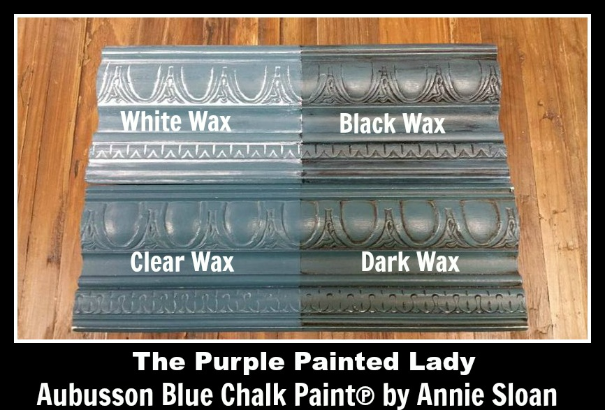 How To Do A Wash Over Chalk Paint