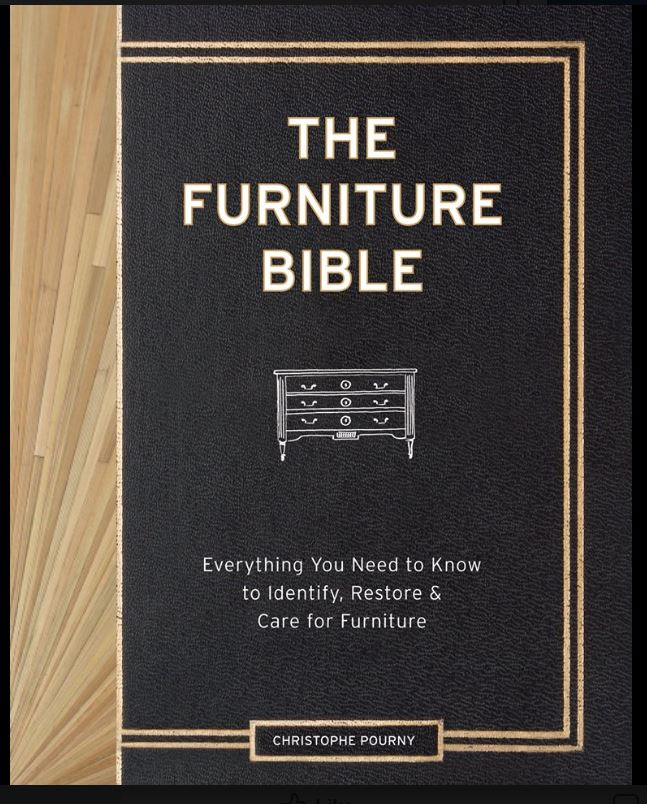 I Highly Recommend Adding U201cThe Furniture Bibleu201d By Christophe Pourny To  Your Reference Library. Itu0027s A U201cmust Haveu201d For Identifying Furniture!